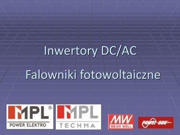 INWERTORY DC/AC