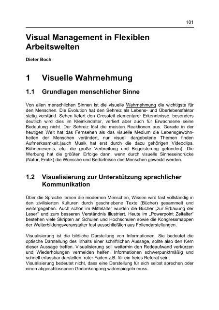 Beitrag 4 - Leseprobe (pdf) - flexible office netzwerk