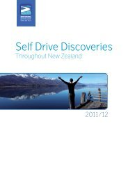 Self Drive Discoveries - Services Home