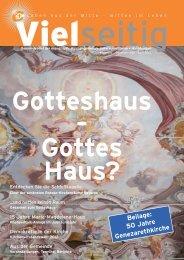 April 2012: Gotteshaus - Gottes Haus? - Unterschleissheim ...