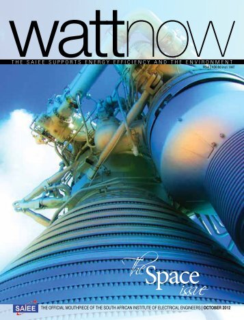 download a PDF of the full October 2012 issue - Watt Now Magazine