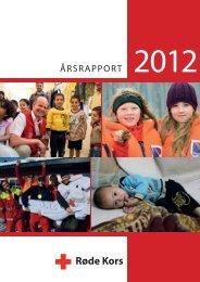 Her kan du laste ned årsrapporten til Norges Røde Kors for 2012