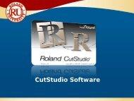 CutStudio Software - Support