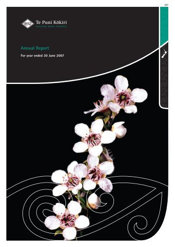 Full Document: PDF 1.8MB - Te Puni Kokiri