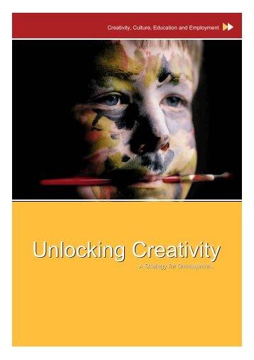 Unlocking Creativity Unlocking Creativity - DCAL Internet