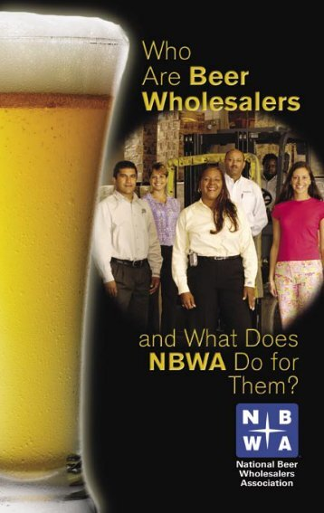 Who are Beer Wholesalers.indd - Monarch Beverage
