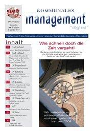 KM digital Ausgabe Nr. 5 Dezember-2007.qxd - Fachverband der ...