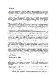 1. UVOD - Fakultet prometnih znanosti