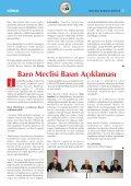 BARO BAfiKANLARI ANKARA'DA TOPLANDI ... - Ä°stanbul Barosu - Page 7