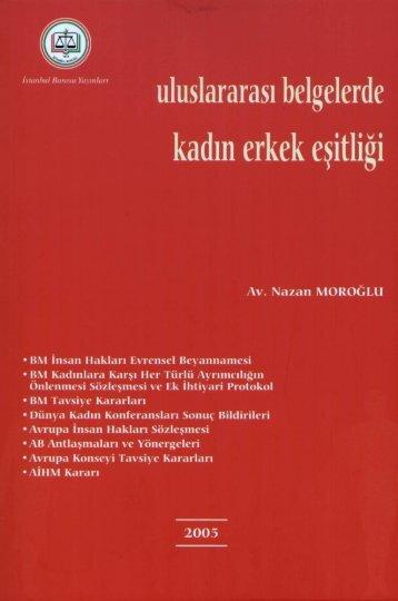 uluslararası belgelerde - İstanbul Barosu