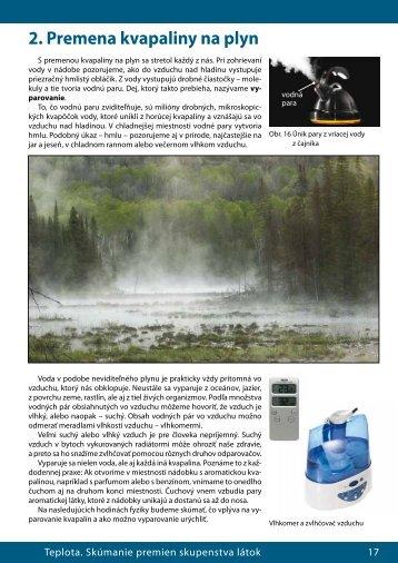 2. Premena kvapaliny na plyn (pdf) - didaktis