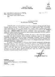 Yazı ve Onay - Mersin İl Milli Eğitim Müdürlüğü - Milli Eğitim Bakanlığı