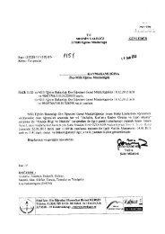 Yazı, Onay, Katılımcı Listesi - Mersin İl Milli Eğitim Müdürlüğü