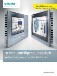Helder - Intelligent - Praktisch - Industry - Siemens Nederland