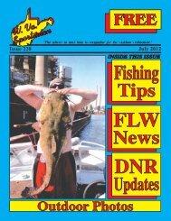 July 2012 Issue - Wvasportsman.net