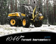 forest harvesters forest harvesters - Rovaltra