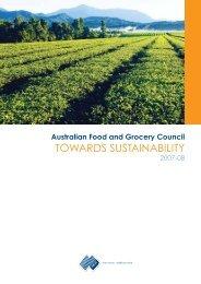 towards sustainability - NZJBA - The New Zealand Juice & Beverage ...