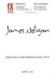James Neligan - FX-Music Group