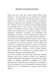 Mandalas: un instrumento educativo Desde hace unos ... - FETE-UGT