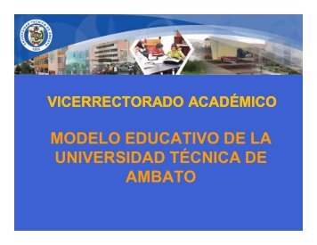 Educar en la era planetaria - Universidad Técnica de Ambato
