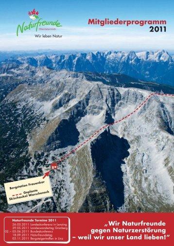 Bergstation Frauenkar Geplante Skischaukel Warscheneck