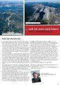 Bergstation Frauenkar Geplante Skischaukel Warscheneck - Seite 3