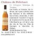 Vins et gastronomie - Domaine de Pellehaut - Page 2