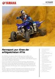 YFZ450R - Zweiradhaus Mielke