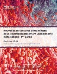Nouvelles perspectives de traitement pour les patients ... - Medscape