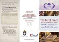 Gaudium et Spes The Great Grace