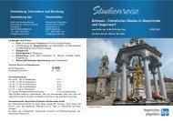 Information - Pilgerstelle Regensburg