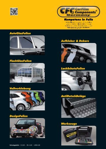 Autoglasfolien - Stylingstation ERFTSTADT