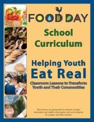 Food Day School Curriculum - KidsGardening.com