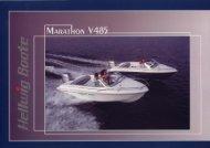 Prospekt Marathon V 485.cdr - Hellwig Boote
