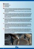 PCD - Blanks and segments PKD - Ronden und Segmente ... - Tigra - Page 2