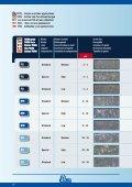 PCD - Blanks and segments PKD - Ronden und Segmente ... - Tigra - Page 4