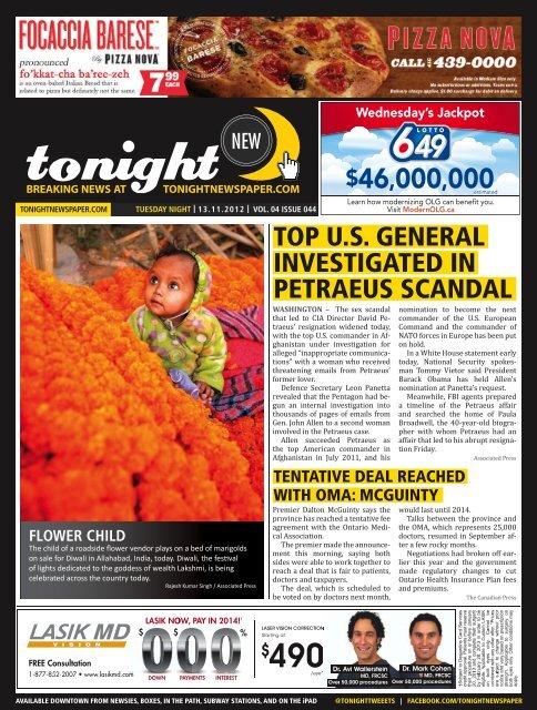 up-to-the-minute headlines tonightnewspaper.com