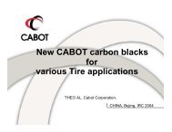 vulcan 1436 - Cabot Corporation