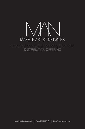 e-catalogue - The Makeup Artist Network