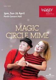 3pm, Sun 29 April - West Australian Symphony Orchestra
