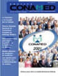 Revista CONAMED, Año 5, Vol. 7, Núm. 18, enero - marzo, 2001