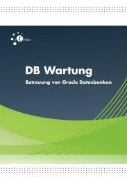 Wartung von Oracle Datenbanken - EXirius IT Dienstleistungen GmbH