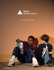 Manual de identidad corporativa - Junior Achievement Americas