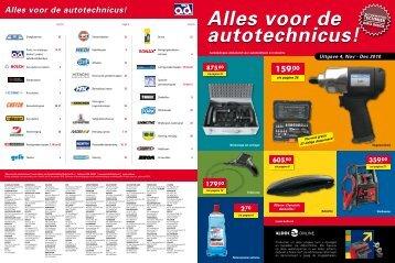 Alles voor de autotechnicus! - Auto Distribution Benelux
