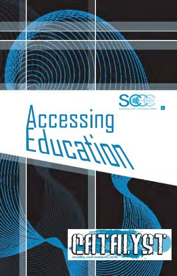 Download Accessing Education Booklet - Scadding Court ...