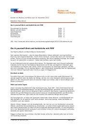 Do-it-yourself-Brot und Aufstriche mit Pfiff (PDF-Download ... - WDR.de
