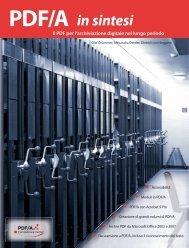PDF/A in sintesi - PDF Association