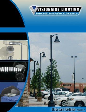 Visionaire Lighting . Guía para ordenar . Volumen V . July 2009