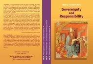 Sovereignty Responsibility - World Evangelical Alliance
