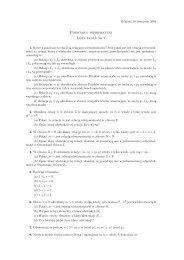 lista 1 - IFTiA